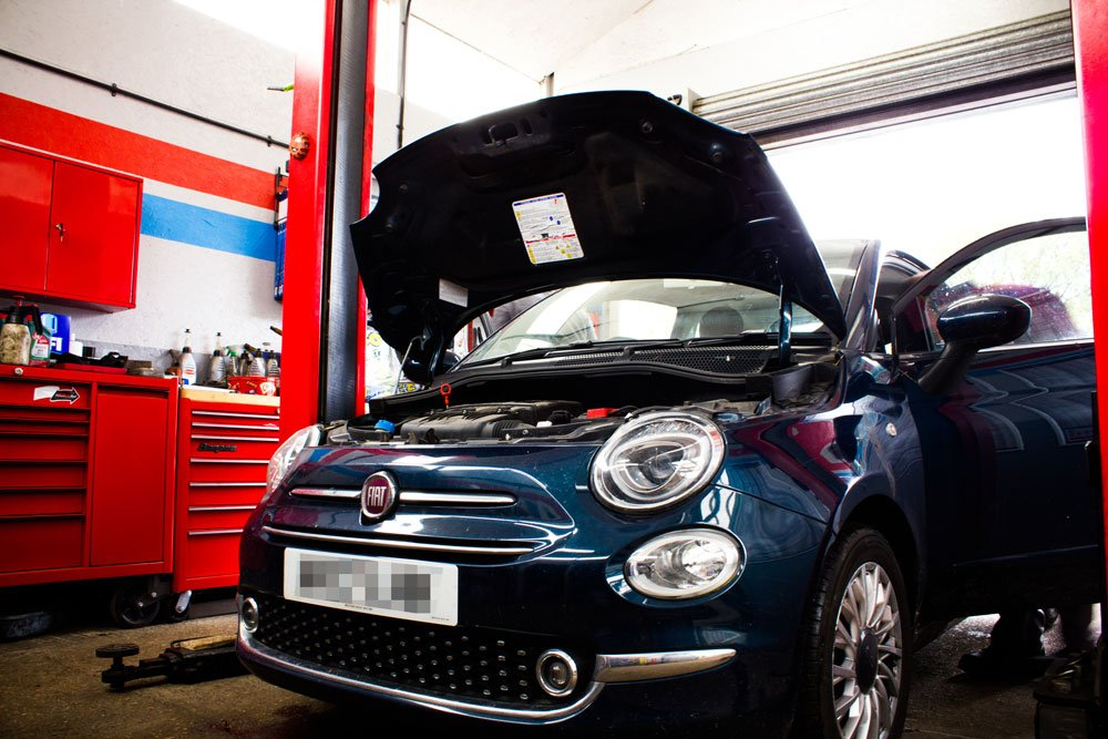 Fiat Specialists | Upham