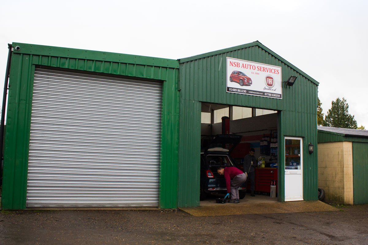 NSB Auto Services - Upham Fiat servicing